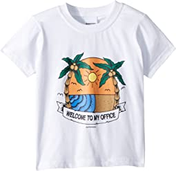 Island Vacation Short Sleeve Tee (Toddler/Little Kids/Big Kids)