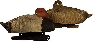 Greenhead Gear Pro-Grade Duck Decoy,Redhead Sleeper Pack,1/2 Dozen