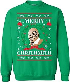 weed ugly christmas sweater