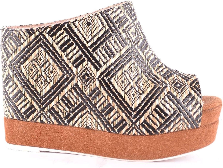Jeffrey Campbell Woherrar MCBI32686 guld Fabric Sandals Sandals Sandals  fabriks direkt