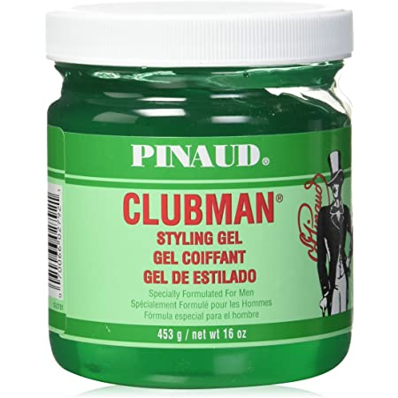 Clubman Styling Gel, 16 oz