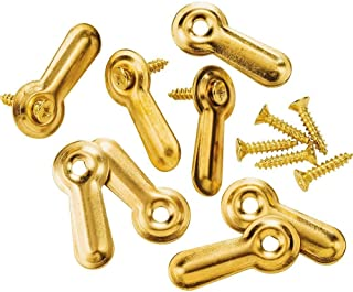 Best brass turn buttons Reviews