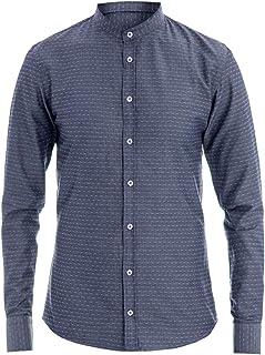 882d02f18f2bcf Amazon.it: Fantasia - Blu / Camicie / T-shirt, polo e camicie ...
