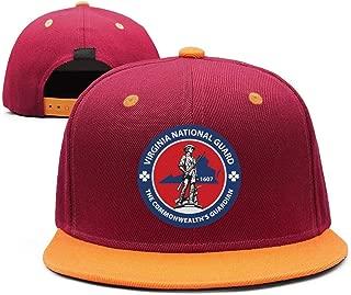 Virginia Snapbacks Truker Hats Unisex Adjustable Fashion Cap TylerLiu Baseball Cap Norfolk