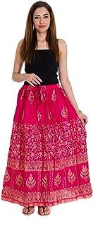 Generic Women'S Pink Skirts(Jiskrt-30_Pink_42W X 40L)