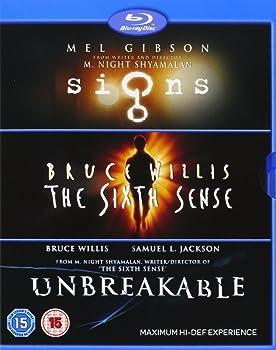 M Night Shyamalan Collection on Blu-ray