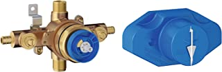Grohe 35065001 - Grohsafe Universal Pressure Balance Rough-In Valve