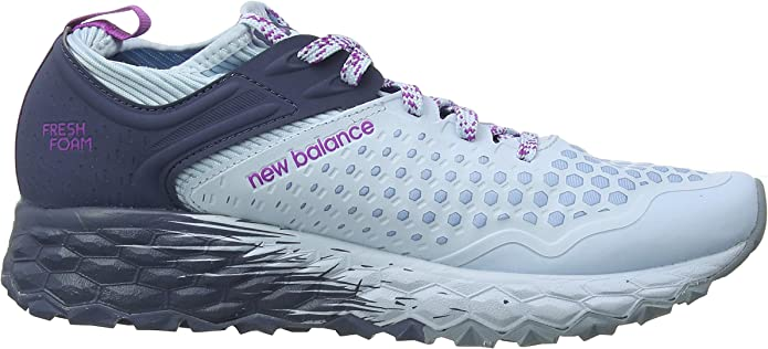 New Balance Fresh Foam Hierro V4, Scarpe Running Donna, 43
