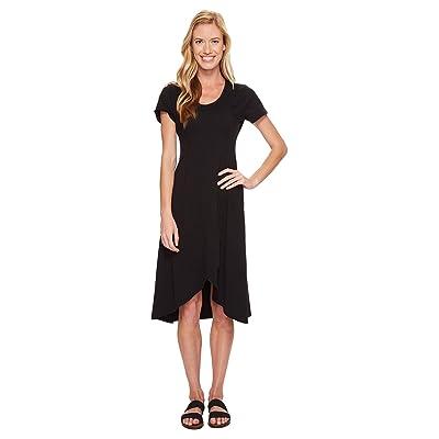 Stonewear Designs Gardenia Dress (Black) Women