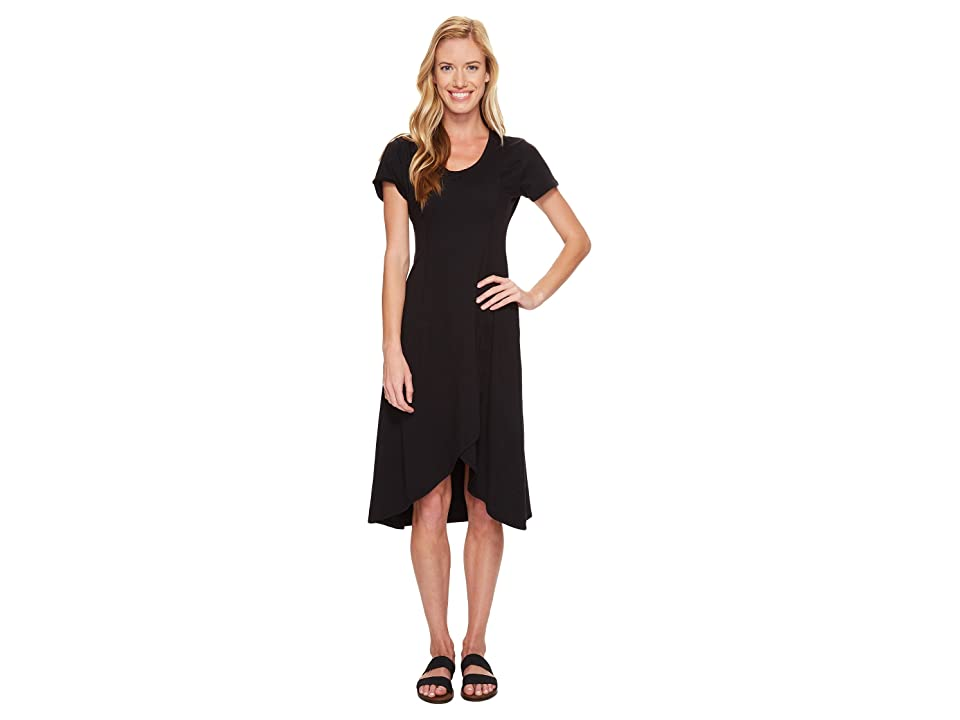 Stonewear Designs Gardenia Dress (Black) Women