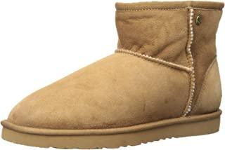 880bd9044648 Koolaburra Women s Classic Ankle Sheepskin Boot
