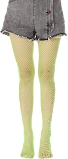 Fishnet Thigh high Stockings Lace Net Gloves Tights Nylon Mesh Pantyhose Women