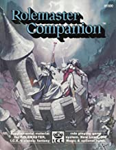 Rolemaster Companion (Rolemaster 2nd Edition Game Rules, Advanced Fantasy Role Playing, Stock No. 1500)