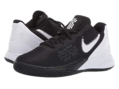 Nike Kids Kyrie Flytrap II (Little Kid) (Black/White) Boys Shoes