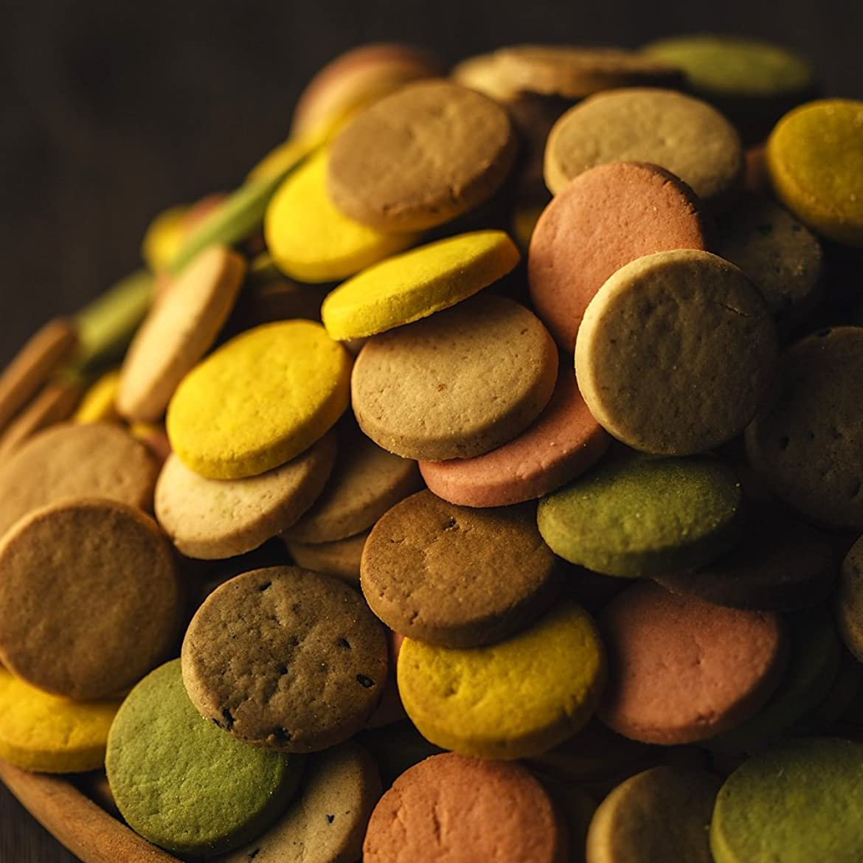 船尾遠近法予測豆乳おからクッキー蒟蒻マンナン入り 1kg