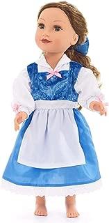 Little Adventures Beauty Day Princess Doll Dress