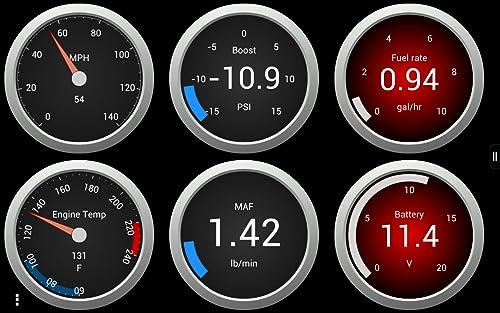 『OBD Fusion (Car Diagnostics)』の10枚目の画像