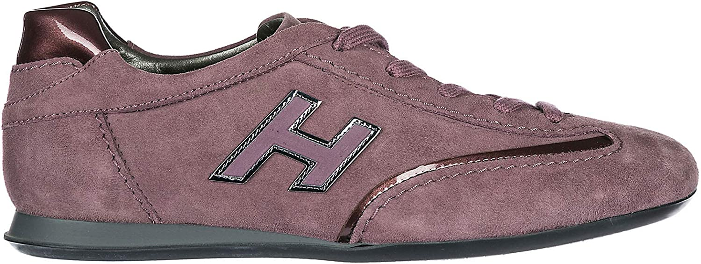 .Hogan Women Olympia Sneakers purple 4 UK