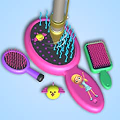 🖌️ Device will actually vibrate for ASMR triggers when you tuft each hair into brush. 🖌️ You will actually feel life operating the machine in real life. 🖌️ Bright colors 🖌️Best satisfying factory machines & ingenious manufacturing process of brush ma...