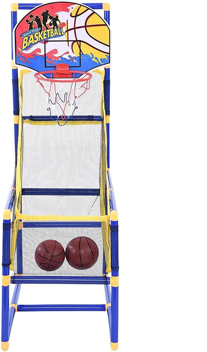 CargoTi ABSKids 70% Spring new work one after another OFF Outlet Arcade Basketball Game Shoot Hoop Baske Set -