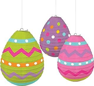easter egg paper lanterns