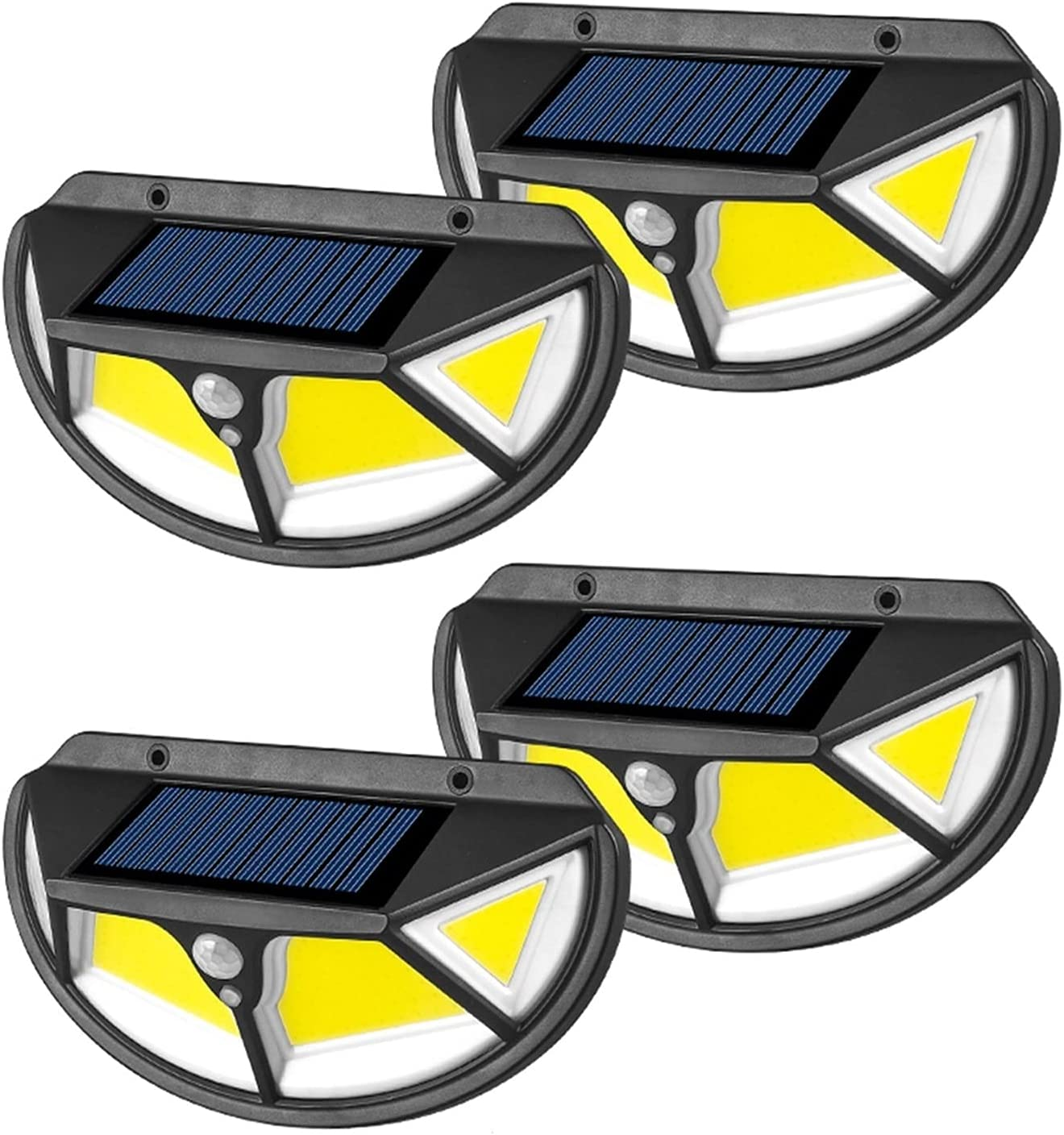 huiranmaoyi LED Solar Lights Motion Fort Worth Mall free S Outdoor with