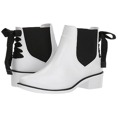 Bernardo Paxton Rain Boot (White) Women