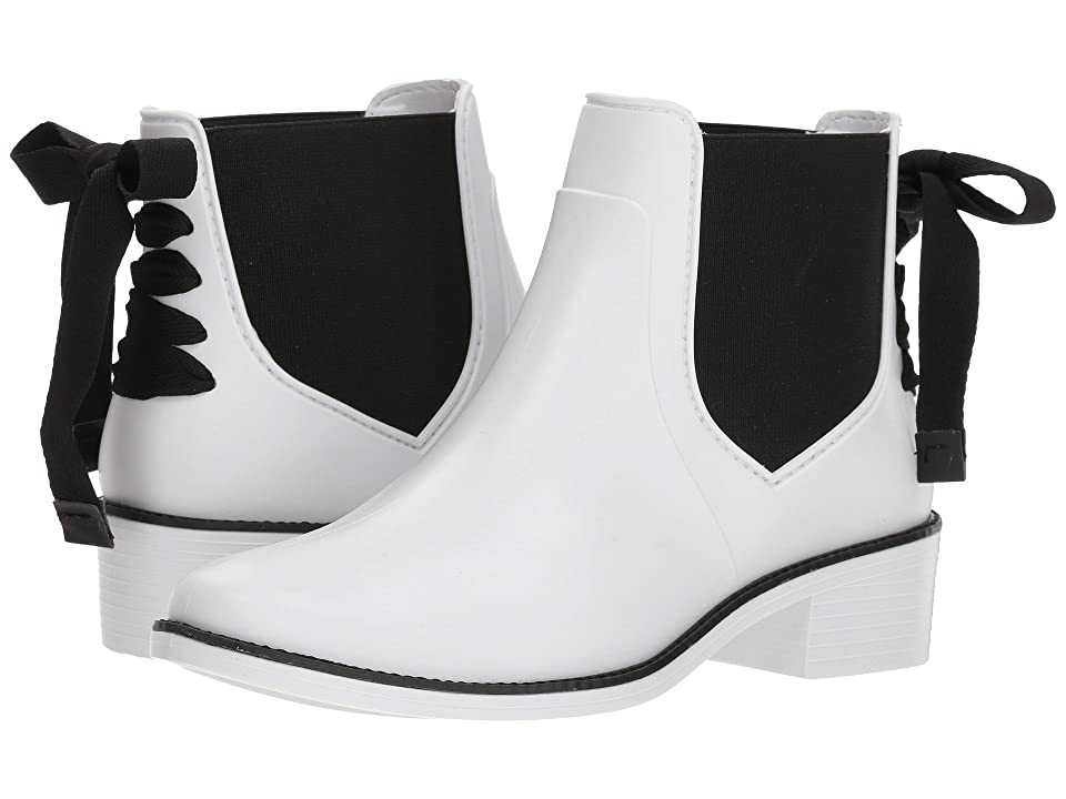 Bernardo Paxton Rain Boot (White) Women