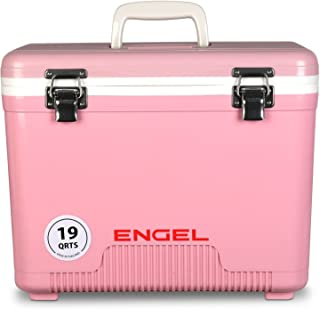ENGEL Cooler/Dry Box 19 Qt – White