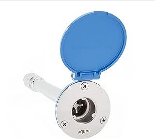 Aquor Frost-Free House Hydrant V1, 12-inch Aquor Blue