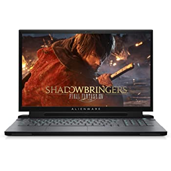 "Alienware New M15 Gaming Laptop, 15.6"" 144hz FHD Display, Intel Core i7-9750H, NVIDIA RTX 2060 6GB, 512GB SSD, 16GB RAM, AWYA15-7947BLK-PUS"