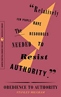 Obedience to Authority (The Resistance Library)