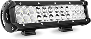 Nilight NI06A-72W 12Inch 12 Inch 72W Spot Flood Combo Bar Off Road Boat Driving Led Work Light SUV Jeep Lamp,2 Years Warranty