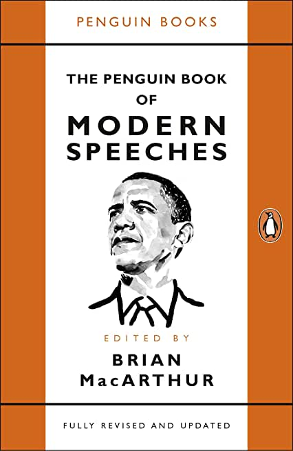 The Penguin Book of Modern Speeches (English Edition)