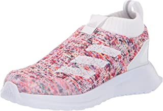 adidas RapidaRun Laceless Knit Shoe - Junior's Running