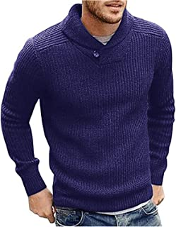 Perfect Comfortable Sweaters for Men   Soft Lightweight Breathable Mens Sweater