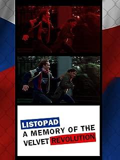 Listopad: A Memory of the Velvet Revolution