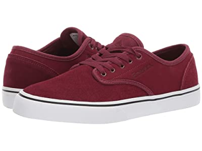 Emerica Wino Standard (Burgundy) Men