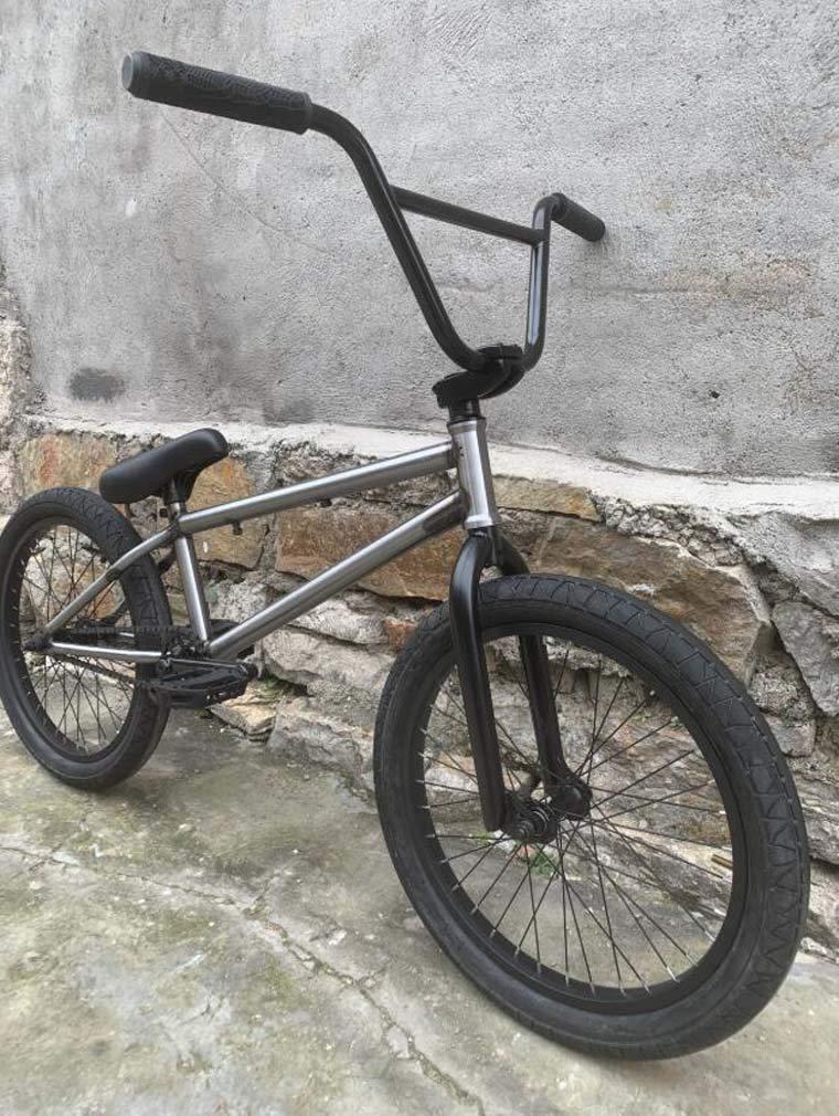 SWORDlimit Bicicleta Freestyle BMX de 20 Pulgadas para ...