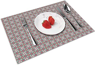 CounterArt 4 Wine Awards Reversible Washable Plastic Placemats