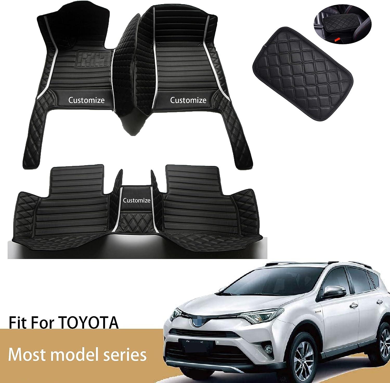 Custom Car Floor Mats 35% OFF for 2021 new Toyota Avalon Avanza Camr C-HR 4Runner