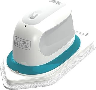 Black + Decker 摆动电池刮刀/手摇篮用于厨房,家用 & 浴室(包括 2 个清洁板和充电站)