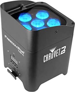CHAUVET DJ LED Lighting, BLACK (FREEDOMPARTRI6)