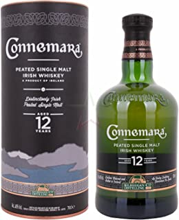 Connemara 12 Years Old Peated Single Malt Irish Whiskey 40,00% 0,70 Liter