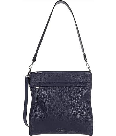 Fiorelli Erika Convertible Crossbody (Navy) Handbags