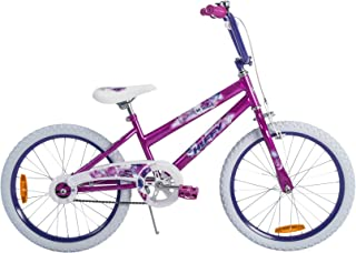 Huffy Bicycle Company So Sweet Single-Speed Girls' Bike, Bubblegum Pink, 20