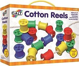 Assorted Colours Art Straws CX7572 100 Plastic Cotton reels