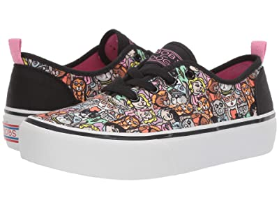 BOBS from SKECHERS Marley Meow Ages (Black Multi) Women