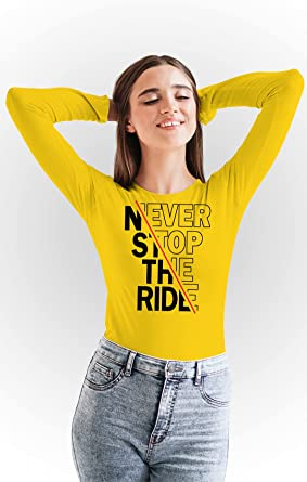 Art Gallery Misr Never Stop The Ride T-Shirt