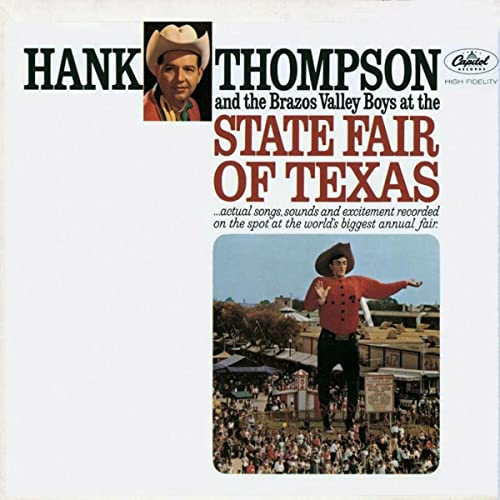 River Road Two-Step (Texas-Oklahoma Football Game/Texas
